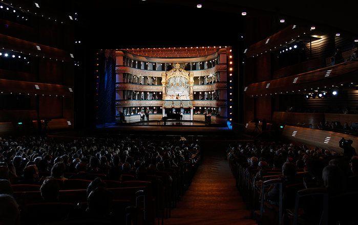 10 самых примечательных концертных залов мира. Обсуждение на 878